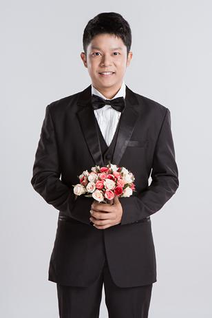 [ เจียหาดใหญ่ ] Prewedding ถ่ายพรีเวดดิ้ง โมเดิร์น สวยๆ ในสตูดิโอ ฉากขาว ถ่ายภาพแต่งงาน ถ่ายรูปหน้างาน เช่าชุดเจ้าบ่าวเจ้าสาว ชุดวิวาห์ ชุดไทย พอตเทรต Wedding Studio Hatyai Portrait-9