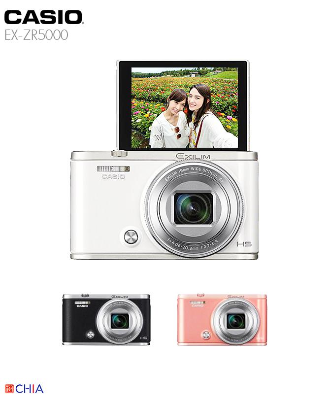 Casio EX-ZR5000 กล้องฟรุ้งฟริ้ง คาสิโอ้ มิลเลอร์เรจ หาดใหญ่