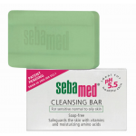 SEBAMED CLEANSING BAR 100 GM  ( 1แถม 1)(OHI)
