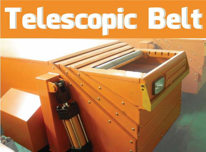 Telescopic Belt Conveyor Intro