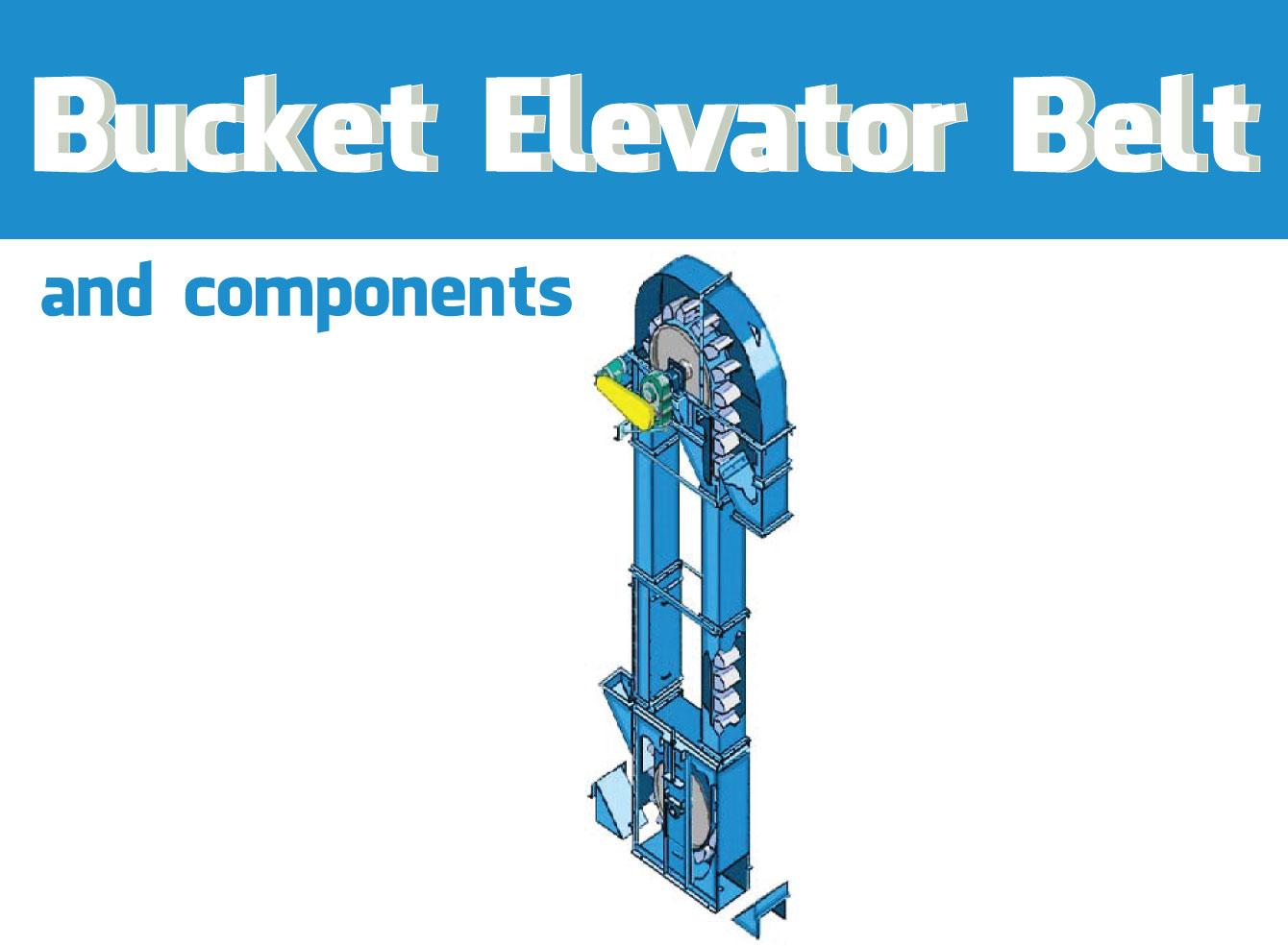 สายพานกระพ้อ(Bucket Elevator Belt)
