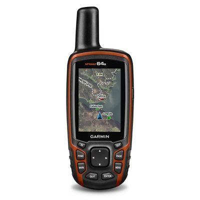 GARMIN รุ่น GPSmap 64s Thai   1. เป็นเครื่องมือหาตำแหน่งพิกัดบนโลกโดยใช้สัญญาณจากดาวเทียมในระบบ GPS   2. มีเครื่องรับสัญญาณ GPS แบบความไวสูง (High-Sensitivity) ที่รองรับระบบ WAAS and HotFix   3. มีความคลาดเคลื่อนของการหาตำแหน่งไม่มากกว่า 10 เมตร RMS   4. จอภาพสี LCD ขนาดใหญ่ไม่น้อยกว่า 1.43 x 2.15 นิ้ว (3.6 x 5.5 ซม.) , แบบ TFT ไม่น้อยกว่า 65,000 สี       มีไฟส่องสว่างหน้าจอ (Geotagged Pictures) ด้วย High-sensitivity GPS  5. แสดงตำแหน่งพิกัดทั้งระบบพิกัด UTM และ Latitude/Longitude  6. แสดงค่าพิกัดบน Datum สากล (WGS84) และ Datum ที่ใช้กับประเทศไทยได้  7. บันทึกข้อมูลตำแหน่งพิกัดได้ไม่น้อยกว่า 5,000 จุด และสร้างเส้นทางได้ 200 เส้นทาง  8. บันทึกข้อมูลค่าพิกัดโดยอัตโนมัติ (Track Log) ได้ถึง 10,000 จุด และสามารถแยกจัดเก็บได้สูงสุดถึง      200 Saved Tracks  9. สร้างเส้นทางกลับอัตโนมัติได้ (Track back) 10. เครื่องมีลักษณะทนทานต่อการกระเทือน และสามารถกันน้ำระดับ IPX-7 11. มีสายอากาศในตัวเครื่อง 12. สามารถใช้ไฟจากแบตเตอรี่ (Alkaline, NiMH, Lithium) ขนาด AA จำนวน  2 ก้อน 13. สามารถใช้ได้ดีในอุณหภูมิของประเทศไทย 14. มีแผนที่ประเทศไทยบรรจุอยู่ โดยสามารถแสดง ตำแหน่ง อำเภอ / กิ่งอำเภอ / ตำบล , ถนนทางหลวง      แผ่นดิน 1-4 หลัก , ถนน รพช. , ถนนโยธาธิการและถนนในเขตเทศบาล , เส้นทางรถไฟสายหลัก , สถานี      รถไฟ , สถานที่หน่วยงานราชการและสถานที่สำคัญต่างๆมากกว่า 500,000 จุดทั่วประเทศ เป็นต้น 15. มีเข็มทิศอิเล็กทรอนิกส์และระบบหาค่าความสูงโดยการวัดความดันบรรยากาศ 16. มีหน่วยความจำภายใน (Internal Memory)   4 GB  17. สามารถรองรับหน่วยความจำภายนอก (External Memory) ได้แบบ microSD card 18. มีพอร์ตสำหรับเชื่อมต่อกับเครื่องคอมพิวเตอร์ผ่านทาง USB port แบบ High-Speed USB และแสดงผล       แบบ USB mass storage ได้ 19  สนับสนุนการการรับ-ส่งข้อมูลแบบไร้สายด้วยระบบ Garmin Connecttm Mobile 20. เมนูการใช้งาน เลือกได้ทั้ง ภาษาไทยและภาษาอังกฤษ