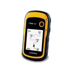 เครื่องหาพิกัดด้วยสัญญาณดาวเทียม GPS ยี่ห้อ GARMIN รุ่น eTrex 10, Thai   1. เป็นเครื่องมือหาตำแหน่งพิกัดบนโลกโดยใช้สัญญาณจากดาวเทียมในระบบ GPS 2. มีจำนวนช่องรับสัญญาณแบบ Parallel จำนวนไม่น้อยกว่า  12  ช่อง 3. มีความคลาดเคลื่อนของการหาตำแหน่งไม่มากกว่า 10 เมตร RMS 4. มีจอภาพแบบ LCD ขนาดไม่น้อยกว่า 1.4 x 1.7 นิ้ว (3.6 x 4.3 ซม.) แบบ  Monochrome display      และมีไฟส่องสว่างหน้าจอ 5. สามารถแสดงตำแหน่งพิกัดทั้งระบบพิกัด UTM และ  Latitude/Longitude 6. สามารถแสดงค่าพิกัดบน Datum สากล (WGS84) และ Datum ที่ใช้กับประเทศไทยได้  7. สามารถบันทึกข้อมูลตำแหน่งพิกัดได้ไม่น้อยกว่า 1,000 จุดและสร้างเส้นทางได้ 50 เส้นทาง 8. บันทึกข้อมูลค่าพิกัดโดยอัตโนมัติ (Track Log) ได้ถึง 10,000 จุด และสามารถแยกจัดเก็บได้สูงสุดถึง        100 Saved Tracks 9. สามารถนำทาง (Navigation) ไปยังตำแหน่งที่ต้องการได้ โดยแสดงเป็นระยะทางและทิศทาง 10. สามารถพล็อตจุดพิกัดและเส้นทางได้  โดยสามารถ Pan, Scan และ Zoom จอพล็อตเตอร์ได้ 11. เครื่องมีลักษณะทนทานต่อการกระเทือน และสามารถกันน้ำได้ ( IPX7 ) 12. ใช้ไฟจากถ่านแบตเตอรี่ขนาด AA ไม่เกิน 2 ก้อน และทำงานต่อเนื่องได้ 25 ชั่วโมงต่อ แบตเตอรี่ 1 ชุด 13. มีพอร์ตสำหรับต่อเข้าคอมพิวเตอร์ได้ 14. คำนวณพื้นที่ได้ Area calculation