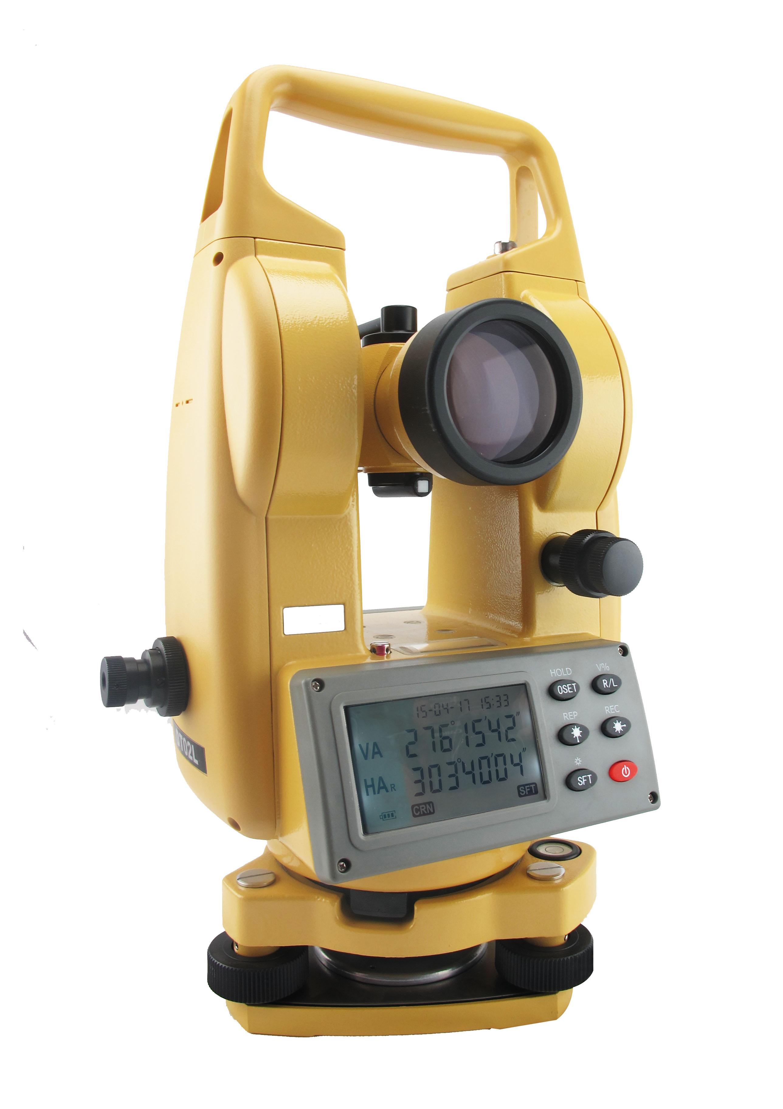 กล้องวัดมุม CIVIL รุ่น DT-02L (Laser), จำหน่ายกล้องวัดมุม CIVIL รุ่น DT-02L (Laser) และกล้องวัดมุมแบรนด์ดังหลายยี่ห้อ  อุปกรณ์สำรวจอื่นๆ บริการซ่อม,ให้เช่า,รับซื้อ  มีศูนย์ซ่อมบริการปรับตั้งพร้อมใบรับรองโทร.086-086-2000