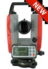 กล้องวัดมุมอิเล็กทรอนิกส์ ชนิดอ่านค่ามุมละเอียด 5 ฟิลิปดา ( ระบบอัตโนมัติ ) ยี่ห้อ PENTAX รุ่น ETH 505     ผลิตภัณฑ์ประเทศญี่ปุ่น    1.  กล้องเล็งเป็นระบบเห็นภาพตั้งตรง  2.  กำลังขยาย 30  เท่า  3.  ขนาดเส้นผ่าศูนย์กลางเลนส์ปากกล้อง 45  มม.  4.  ขนาดความกว้างของภาพที่เห็นในระยะ  100 เมตร ไม่น้อยกว่า 2.3 เมตร หรือ 1 องศา 20 ลิปดา  5.  ระยะมองเห็นภาพชัดใกล้สุดไม่เกิน  1.35  เมตร  6.  ค่าตัวคูณคงที่  100  7.  ค่าตัวบวกคงที่  0  8.  ระบบอัตโนมัติโดยใช้ COMPENSATOR มีช่วงการทำงาน  ±3 ลิปดา  9.  เป็นกล้องแบบอิเล็กทรอนิกส์แสดงหน่วยวัดเป็น องศา ลิปดา ฟิลิปดา          เป็นตัวเลขอ่านได้บนจอ LCD ( Liquid Crystal Display ) ทั้ง 2 หน้าของตัวกล้อง 10. แสดงค่ามุมที่วัดได้ละเอียดโดยตรง ไม่เกิน  5 ฟิลิปดา 11. ค่าความถูกต้องในการอ่านมุม ( Accuracy ) ไม่เกิน  5 ฟิลิปดา 12. ความไวของระดับฟองกลม  8  ลิปดา  / 2 มิลลิเมตร หรือดีกว่า 13. ความไวของระดับฟองยาว  30  ฟิลิปดา / 2 มิลลิเมตร หรือดีกว่า 14. สามารถแสดงผลทั้งเป็นมุมราบ และเป็นมุมดิ่ง 15. มีแบตเตอรี่ติดตั้งภายในและสามารถบอกระดับแบตเตอรี่ได้ 16. ต้องได้รับประกาศนียบัตร ISO 9001 17. มีความทนทานต่อสภาพบรรยากาศ และสามารป้องกันน้ำได้ตามมาตรฐาน IP44
