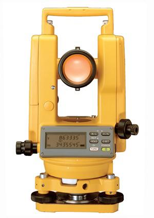 กล้องวัดมุม TOPCON รุ่น DT-209, จำหน่ายกล้องวัดมุม TOPCON รุ่น DT-209 และกล้องวัดมุมแบรนด์ดังหลายยี่ห้อ  อุปกรณ์สำรวจอื่นๆ บริการซ่อม,ให้เช่า,รับซื้อ  มีศูนย์ซ่อมบริการปรับตั้งพร้อมใบรับรองโทร.086-086-2000