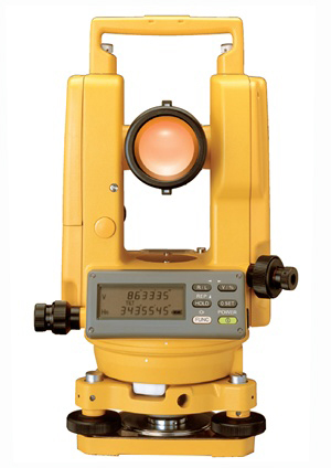 กล้องวัดมุม TOPCON รุ่น DT-205, จำหน่ายกล้องวัดมุม TOPCON รุ่น DT-205 และกล้องวัดมุมแบรนด์ดังหลายยี่ห้อ  อุปกรณ์สำรวจอื่นๆ บริการซ่อม,ให้เช่า,รับซื้อ  มีศูนย์ซ่อมบริการปรับตั้งพร้อมใบรับรองโทร.086-086-2000