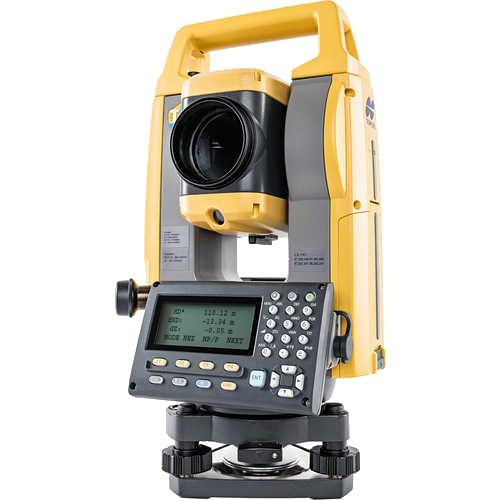 กล้อง TOTAL STATION  ยี่ห้อ TOPCON รุ่น ES-105 กล้องสำรวจ แบบอิเล็กทรอนิกส์  ชนิดวัดระยะทางได้โดยไม่ใช้เป้าสะท้อนREFLECTORLESS กล้อง Total Station,จำหน่ายกล้องTotal Station มือ1,กล้องTotal Station วัดระยะทางได้,กล้อง Total Station วัดระยะแบบอ่านค่าพิกัดได้,จำหน่ายกล้องTotal Station แบรนด์ดัง โทร. 086-0862000
