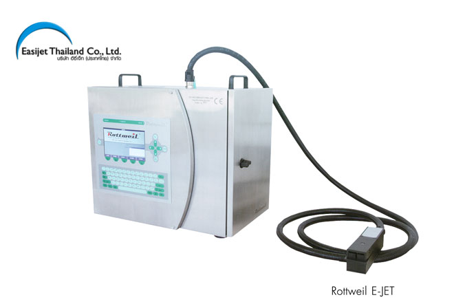 Industrial Inkjet E-JET 455B