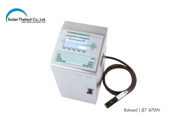 Industrial Inkjet I-JET 470W