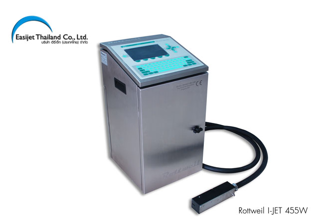 Industrial Inkjet coder I JET 455B