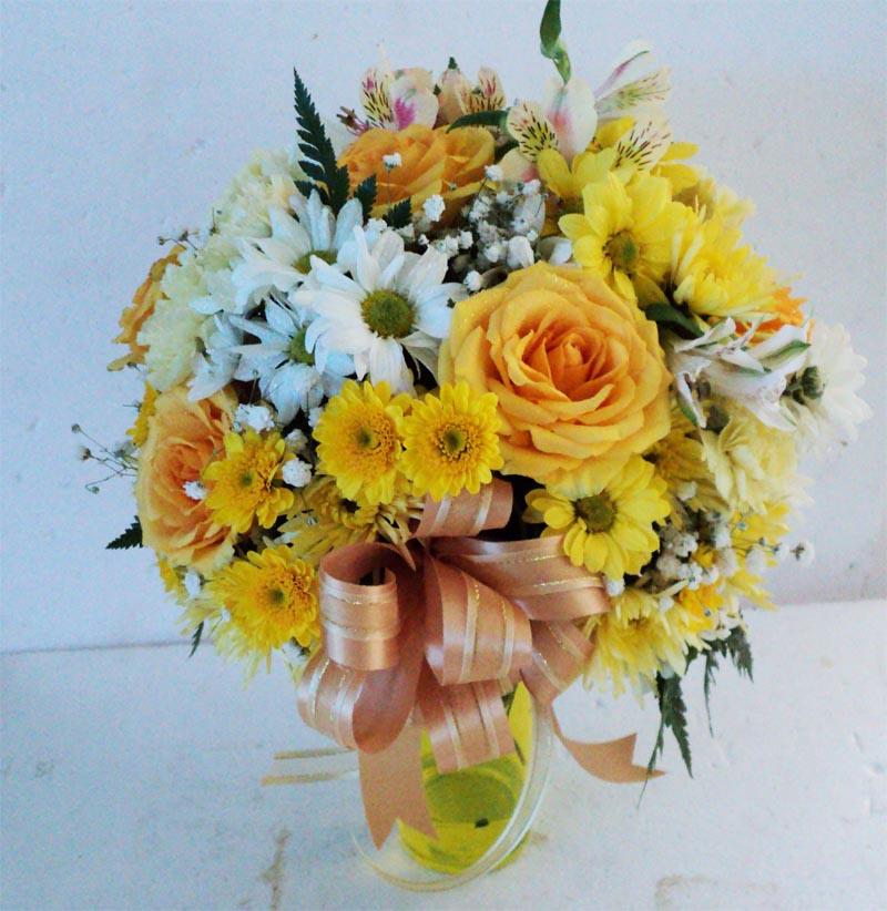แจกัน ดอกไม้ แสนสวย