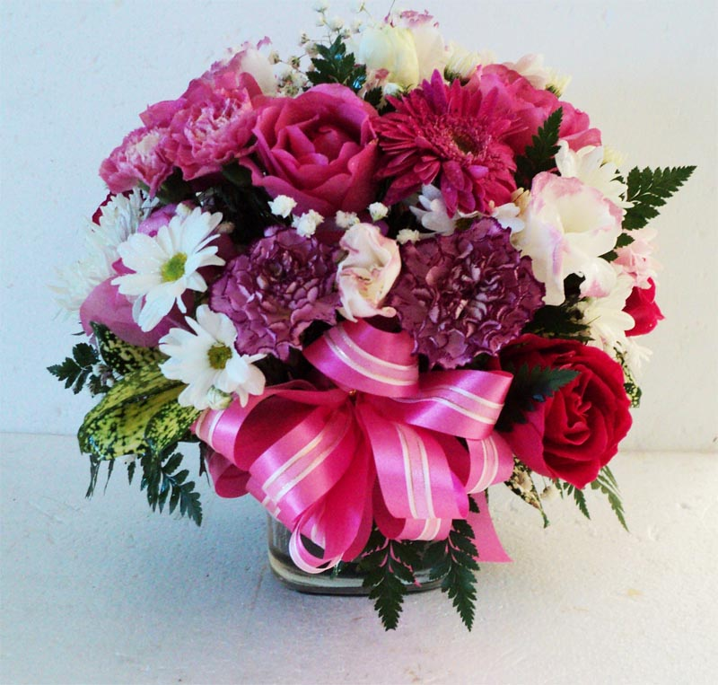 แจกันดอกไม้ พระรามสาม สาธร