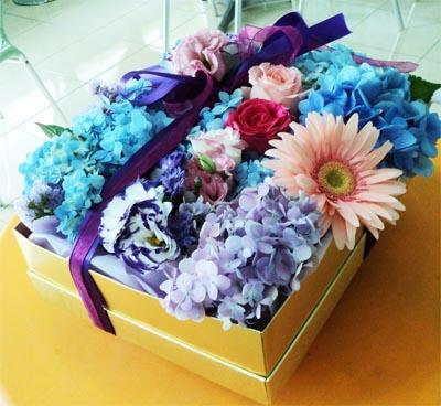 ของขวัญดอกไม้