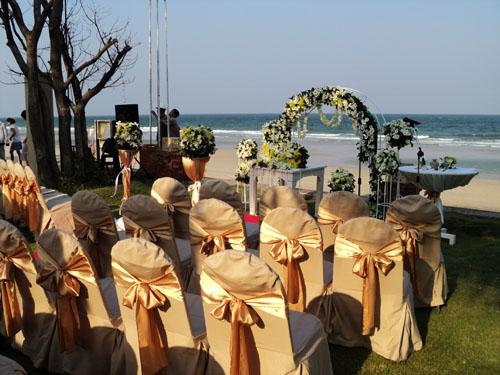งานแต่งงานหัวหิน