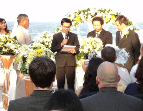 งานแต่งงาน หัวหิน