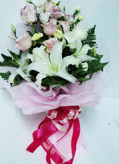 ช่อดอกไม้ รับปริญญา