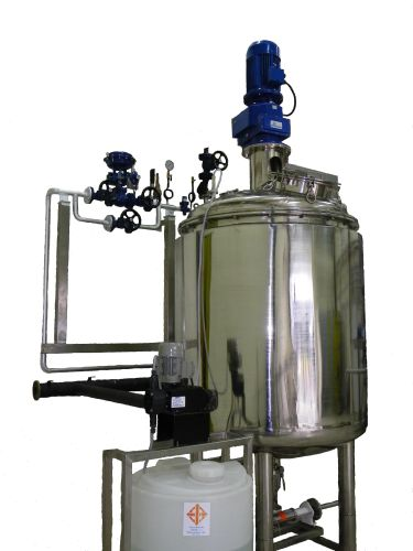Pasteurized & Sterilized Tanks
