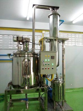 Oil Evaporator & Refined