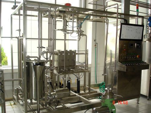 Plate Pasteurizers & Sterilizers