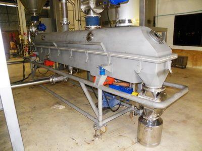 Fluidizedbed Dryer