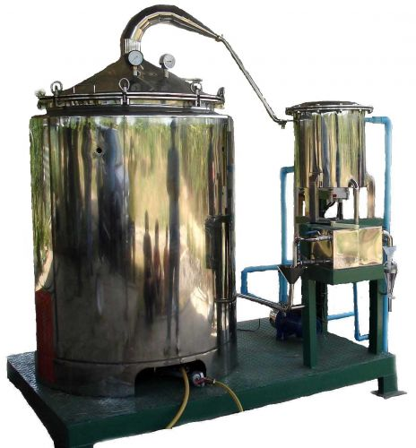 Essential Oils Distillators