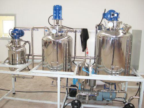 Bio-Diesel Reactors