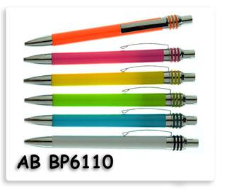 ปากกาพลาสติก ปากกาลูกลื่นหลากสี ของพรีเมี่ยมพร้อมสกรีน