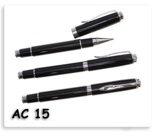 ปากกาโลหะแบบมีปลอกปากกา