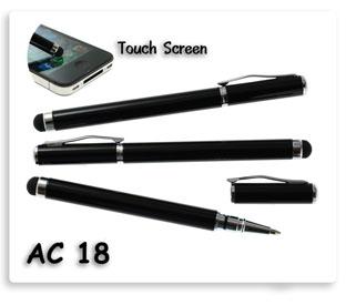 ปากกาโลหะ ทัชสกรีน ปากกาพรีเมี่ยม พร้อมสกรีนโลโก้