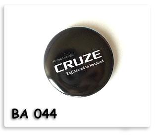 เข็มกลัด Cruze