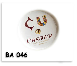 เข็มกลัด chatrium