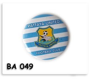 เข็มกลัด pattaya united
