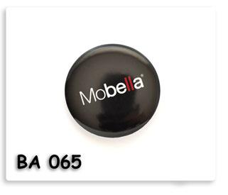 เข็มกลัดกลมปั๊ม Mobella