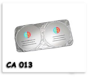 ม่านบังแดดหน้ารถ ผ้าซิลเวอร์ สีบรอนซ์ กันแสง UV ของพรีเมี่ยมสั่งผลิต เนื้องานอย่างดี