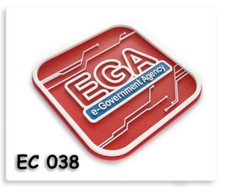 จานรองแก้ว e-Government Agency