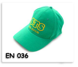 หมวกแก๊ปผ้า STS อย่างดี สินค้าพรีเมี่ยมสั่งทำ