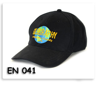 หมวกผ้า geography