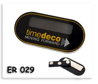 ป้ายชื่ออะคิลิค timedeco moving forward สินค้าสั่งผลิด ป้ายชื่อติดแถบแม่เหล็ก