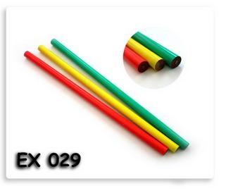 ดินสอไม้กลม หลากสี พร้อมสกรีนโลโก้