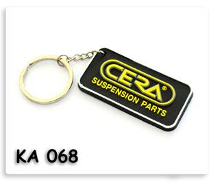 พวงกุญแจยาง CERA suspension parts