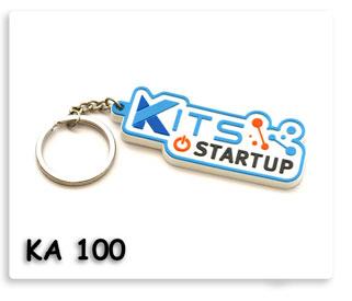 พวงกุญแจยางหยอด Kits Startup