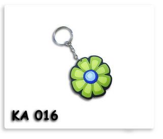 พวงกุญแจ ดอกไม้