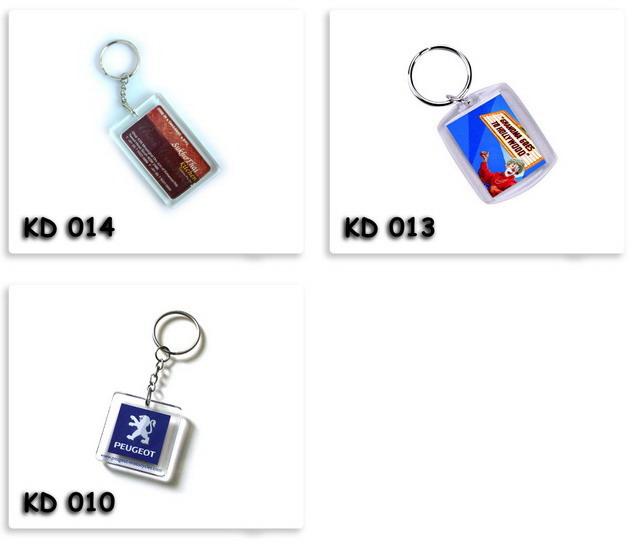 พวงกุญแจอะคิลิค พวงกุญแจพลาสติก พวงกุญแจสำเร็จรูป ใช้เป็น ของแจก ของแถม ของพรีเมี่ยม ของที่ระลึก ของขวัญ