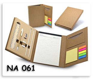 ชุดสมุดโน้ต กระดาษโน้ต เครื่องเขียน ปากกา ดินสอ ไม้บรรทัดยางลบ โพสอิท กระดาษรีไซเคิล