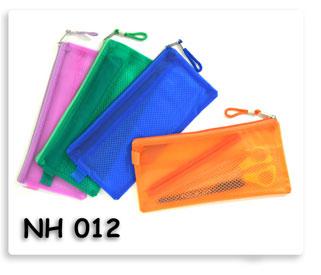 กระเป๋าใส่เครื่องเขียน PVC สินค้าพรีเมี่ยม พร้อมสกรีนโลโก้