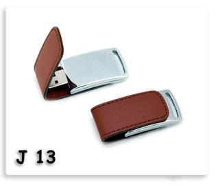 แฟลชไดร์ฟพวกกุญแจหนังผสมโลหะ Flash Drive USB JumpDrive ทรัมป์ไดร์ฟ สินค้าพรีเมี่ยมสกรีนโลโก้