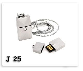 แฟลชไดร์ฟคล้องคอสายสร้อย USB FlashDrive ในตัว เป็นสินค้าพรีเมี่ยม พร้อมสกรีนข้อความ