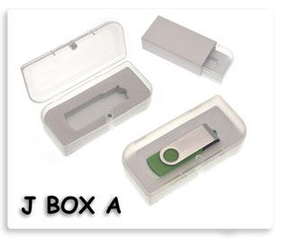 กล่องพลาสติก สำหรับ ใส่แฟลชไดร์ฟ Flash Drive USB Box JumpDrive coverbox ทรัมป์ไดร์ฟบล็อก  กล่องพลาสติกบรรจุโฟมรองรับ ของพรีเมี่ยมสกรีนโลโก้ให้ฟรี