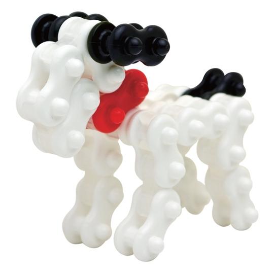 สุนัข จิเอโบะ ในชุด สัตว์เลี้ยง Chieblo 10AC ช่วยพัฒนาความคิดสร้างสรรค์ และจินตนาการ